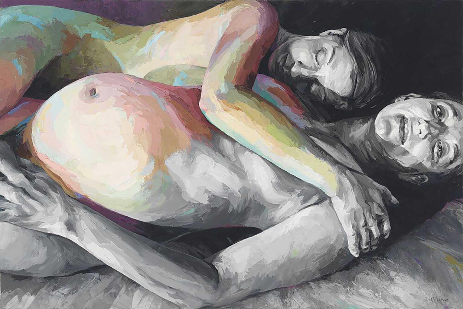 "Джойс Поланс (Joyce Polance) ""Awake"""
