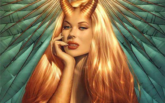 """Дрю Посада (Drew Posada) """"Heaven And Hell"""""""