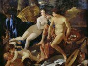 Никола Пуссен (Nicolas Poussin), Венера и Меркурий