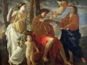 Никола Пуссен (Nicolas Poussin), Вдохновение поэта