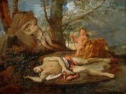Никола Пуссен (Nicolas Poussin), Нарцисс и Эхо