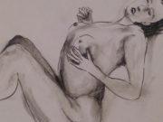 """Пупунг Прайтно (Pupung Prayitno) """"Siting Nude 2"""""""