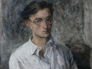 "Лео Путц (Leo Putz) ""Self-portrait (1902)"""