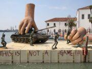 "Лоренцо Куинн (Lorenzo Quinn) ""This Is Not Game"""