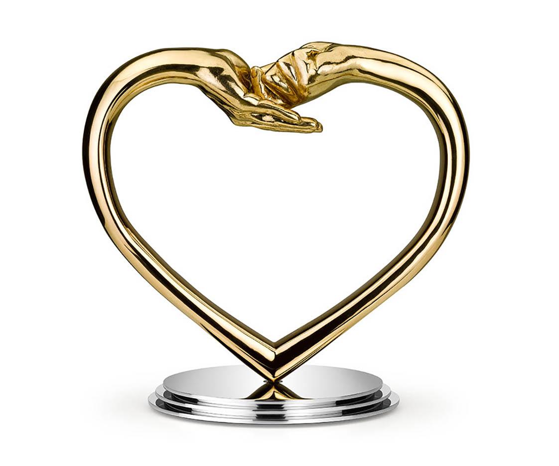 """Лоренцо Куинн (Lorenzo Quinn) """"Giving And Receiving Love"""""""