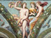 """Рафаэль Санти (Raphael, Raffaello Santi) """"Венера с Юноной и Церерой"""""""