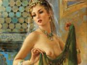 "Константин Разумов (Konstantin Razumov), ""La charmeuse orientale """