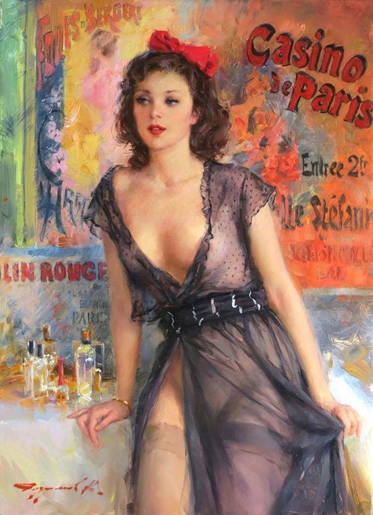 "Константин Разумов (Konstantin Razumov), ""Red ribbon"""