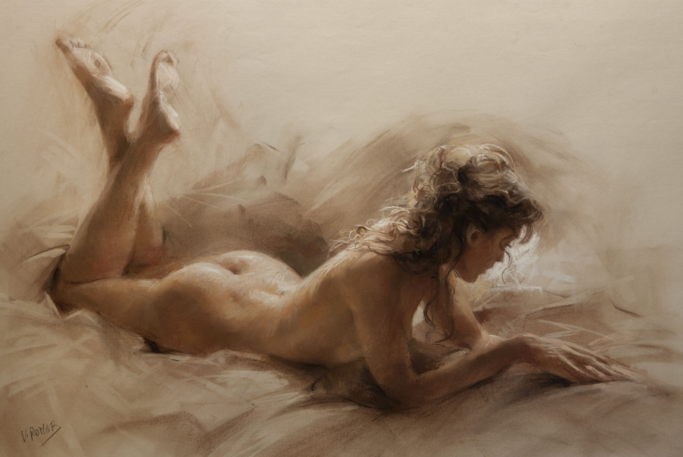 Romanticism Original Art For Sale, Buy Romanticism Original Art Online