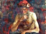 Илья Репин (Ilya Repin), Натурщик в тюрбане