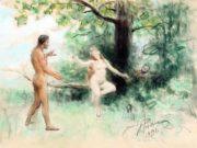 Илья Репин (Ilya Repin), Искушение