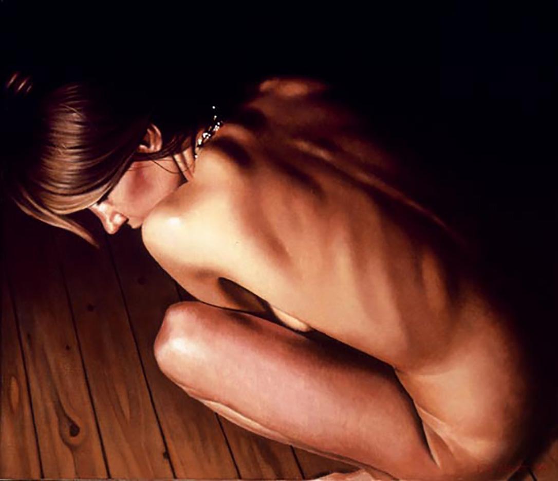 "Пол Робертс (Paul Roberts), ""Crouching"""