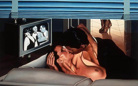 "Пол Робертс (Paul Roberts), ""Look Through Any Window"""
