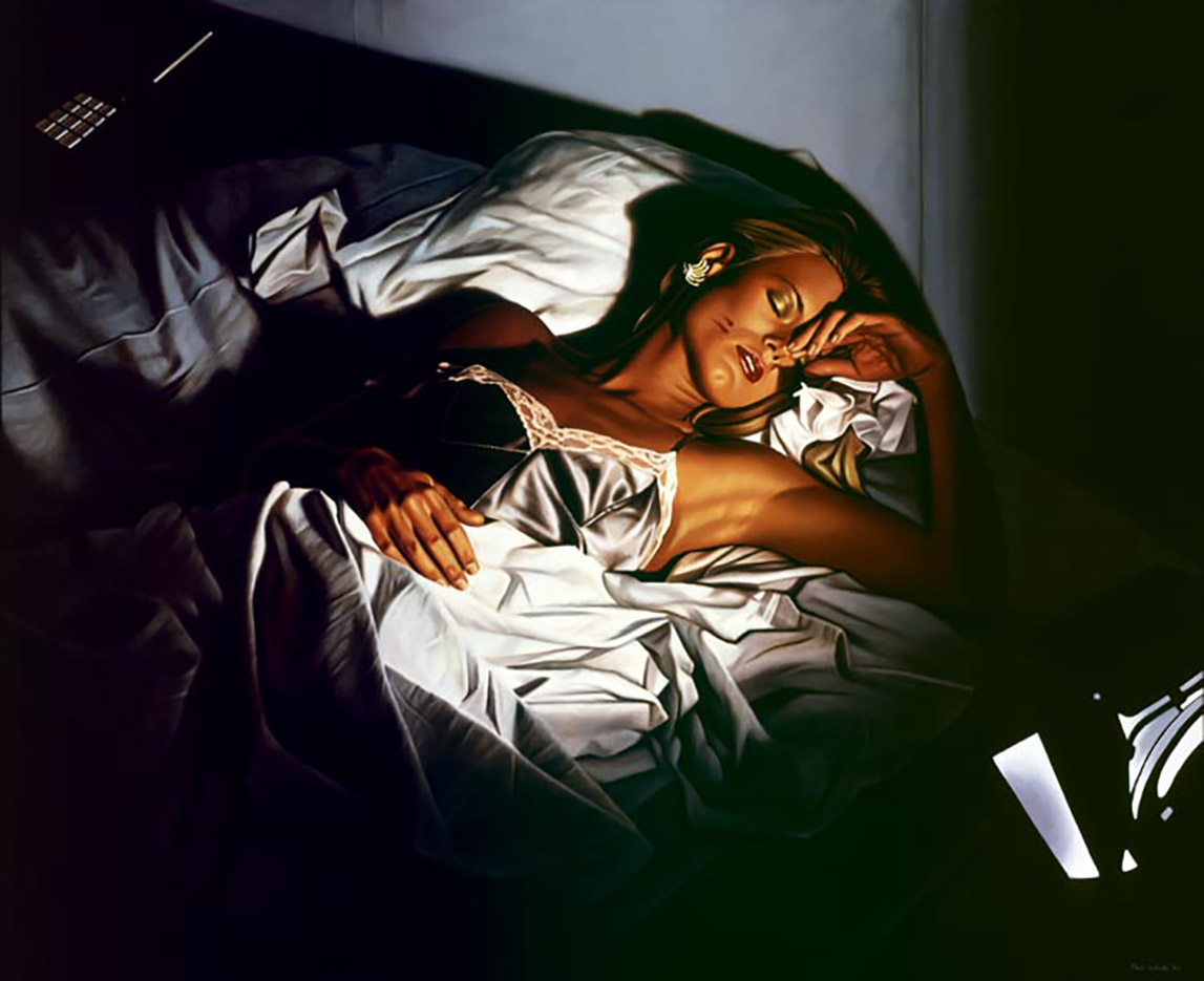 "Пол Робертс (Paul Roberts), ""Sleeping"""