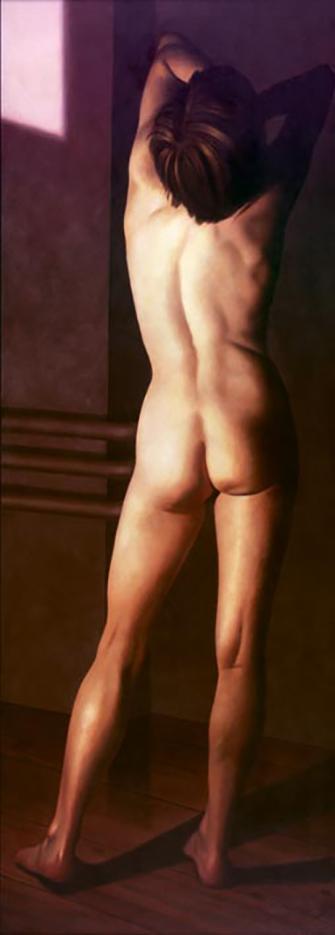 "Пол Робертс (Paul Roberts), ""Stretching"""
