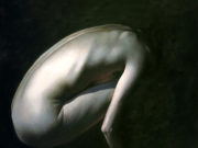 """Пол Робертс (Paul Roberts), """"Crouching Nude"""""""