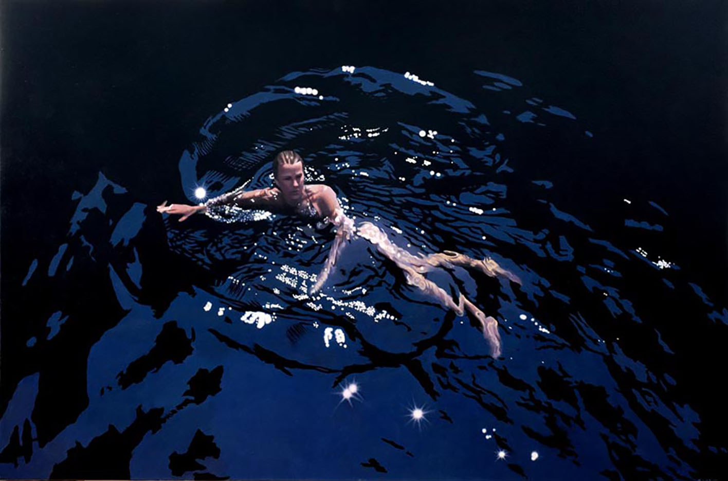 "Пол Робертс (Paul Roberts), ""Treading Water"""