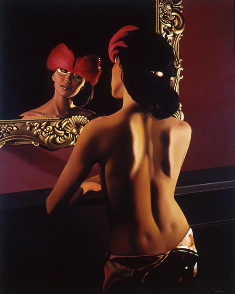"Пол Робертс (Paul Roberts), ""Mirror Mirror"""