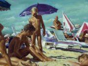 "Терри Роджерс (Terry Rodgers), ""Pampelone Beach"""