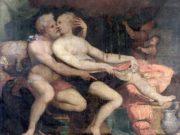 "Джулио Романо (Giulio Romano) ""Юпитер и Даная"""