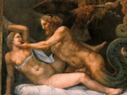 "Джулио Романо (Giulio Romano) ""Jupiter and Olympia"""