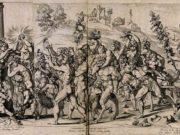 "Джулио Романо (Giulio Romano) ""Bacchus on a chariot"""