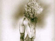 """Луис Ройо (Luis Royo), """"Иллюстрация – 103"""""""