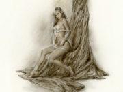 """Луис Ройо (Luis Royo), """"Иллюстрация – 113"""""""