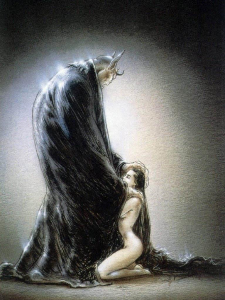 """Луис Ройо (Luis Royo), """"Иллюстрация – 41"""""""