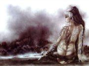 """Луис Ройо (Luis Royo), """"Иллюстрация – 55"""""""