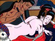 "Тошио Саеки (Toshio Saeki) ""Erotic illustration - 1"""