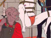 "Тошио Саеки (Toshio Saeki) ""Erotic illustration - 22"""