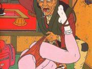 "Тошио Саеки (Toshio Saeki) ""Erotic illustration - 2"""