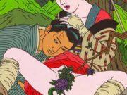 "Тошио Саеки (Toshio Saeki) ""Erotic illustration - 35"""