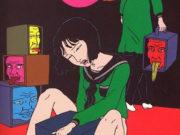 "Тошио Саеки (Toshio Saeki) ""Erotic illustration - 38"""