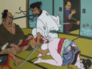 "Тошио Саеки (Toshio Saeki) ""Erotic illustration - 60"""