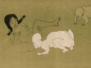 "Тошио Саеки (Toshio Saeki) ""Erotic illustration - 66"""