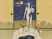 "Тошио Саеки (Toshio Saeki) ""Erotic illustration - 67"""
