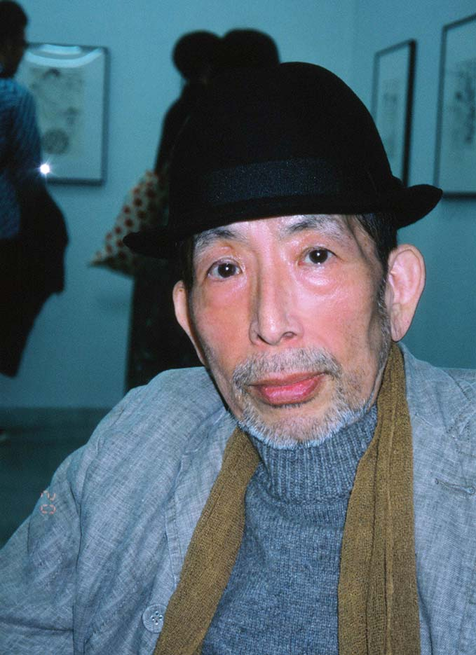 "Тошио Саеки (Toshio Saeki) ""Photo"""