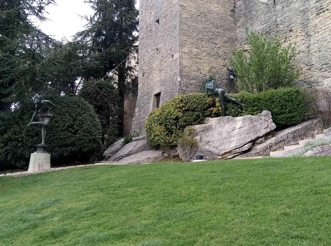 Сан Марино - 7 (San Marino sculpture)