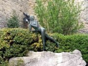 Сан Марино - 8 (San Marino sculpture)