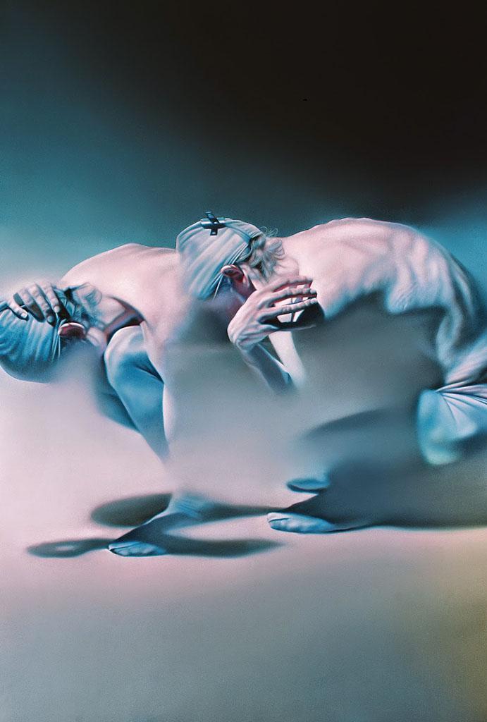 """Иштван Шандорфи (István Sándorfi) """"Untitled - 43"""""""