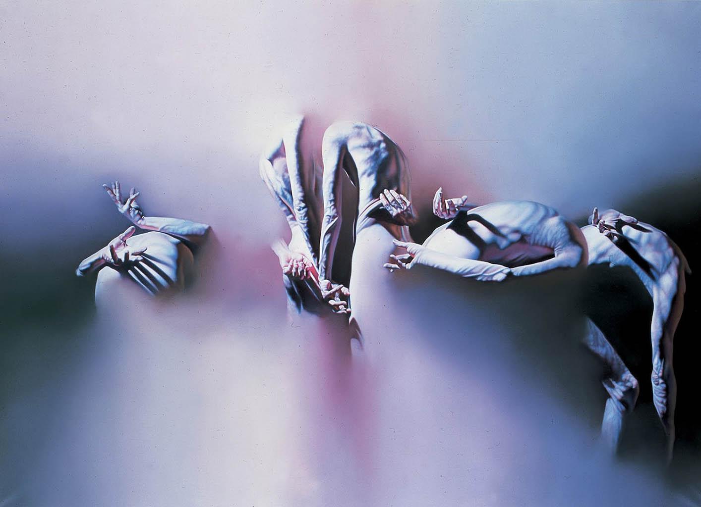 """Иштван Шандорфи (István Sándorfi) """"Untitled - 46"""""""