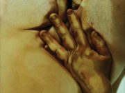 "Дженни Савиль (Jenny Saville) ""Closed contact"""