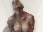 "Дженни Савиль (Jenny Saville) ""Self portrait"""