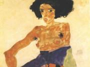 "Эгон Шиле (Egon Schiele), ""Moa"""