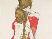 "Эгон Шиле (Egon Schiele), ""Mother and Daughter"""