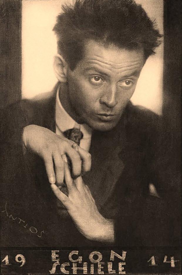 """Эгон Шиле (Egon Schiele), """"Фотография"""""""