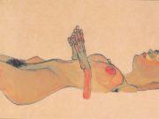 """Эгон Шиле (Egon Schiele), """"Totes Madchen"""""""