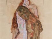 """Эгон Шиле (Egon Schiele), """"Woman and Man"""""""